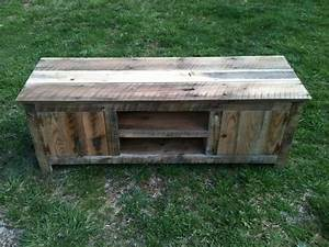old barn wood tv stand media standmade from reclaimed With barn board tv stand