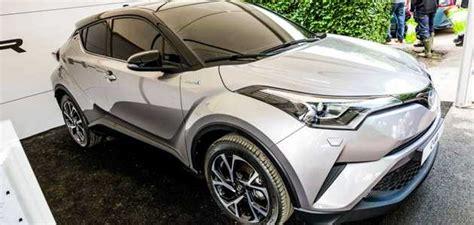 2017 Toyota C-hr Fiyat Zamanı Ve Canlı Görselleri