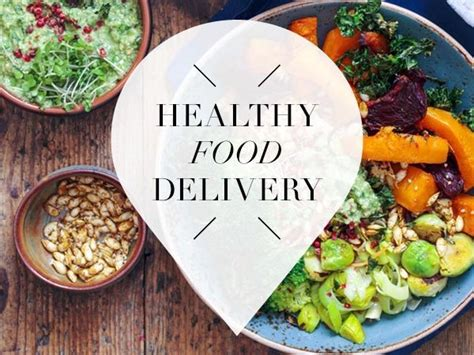 healthy snack delivery 16 x healthy food delivery in amsterdam your