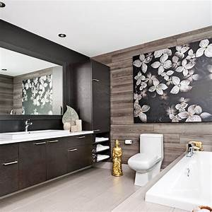 Style De Salle De Bain : salle de bain style asiatique salle de bain avant ~ Teatrodelosmanantiales.com Idées de Décoration