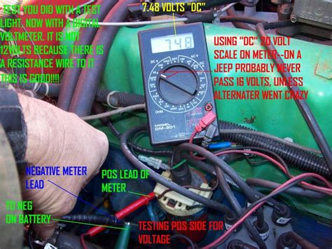 Key Switch Wiring Diagram For 84 Jeep by Need Help Getting My Jeep Started Dont Where To