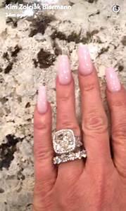 Kim Zolciak Got Another Diamond Ring for Anniversary: Pics