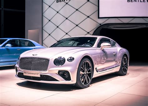 2018 Bentley Continental Gt India Launch Date Revealed