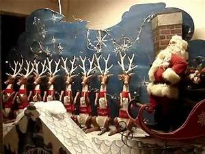 CHRISTMAS WINDOWS from AM&A s Buffalo NY in Lancater 2008