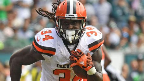 fantasy football stock  browns rb isaiah crowell