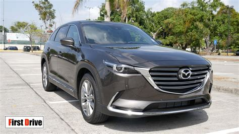 First Drive  Mazda Cx9 2018 Youtube