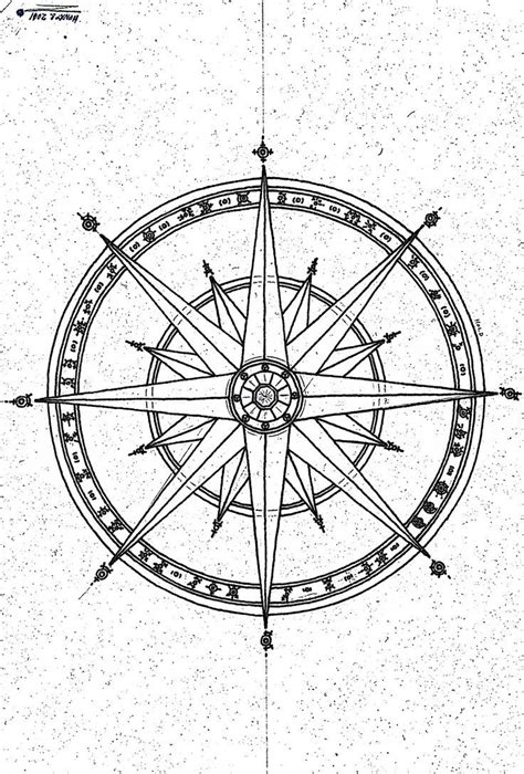 map compass - Google Search | unit study | Compass rose tattoo, Compass tattoo, Compass art
