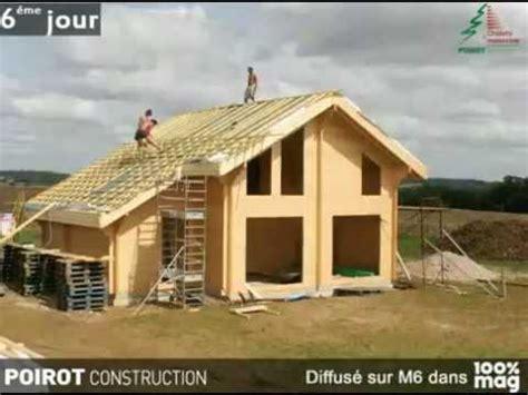 une maison en bois construction d une maison bois en kit