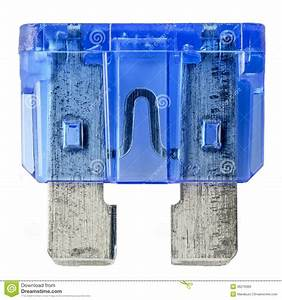 Car Fuse Royalty Free Stock Image