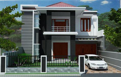 rencana anggaran biaya rumah minimalis  lantai desain