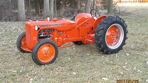 Allis Chalmers Ib Prototype Replica