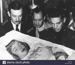 Marilyn Monroe Death Pictures
