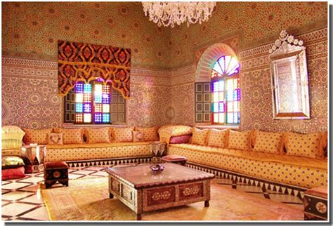 d 233 coration maison traditionnel marocaine