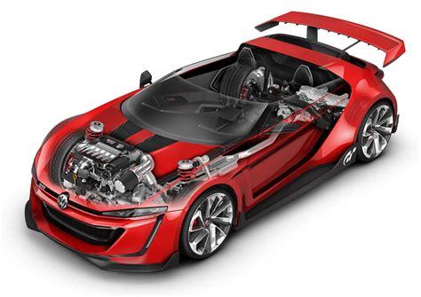 Volkswagen Gti Roadster Vision Gran Turismo 2018 Cartype