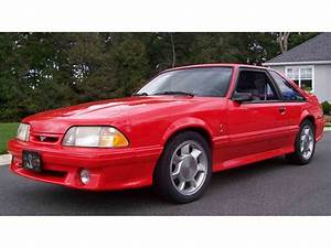 1993 Ford Mustang Cobra for Sale | ClassicCars.com | CC-1063885
