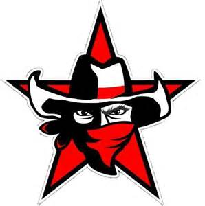 Youth Football Outlaws Logo