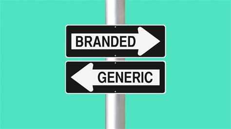 Are Generic Drugs as Good as Brand Name Medicines?