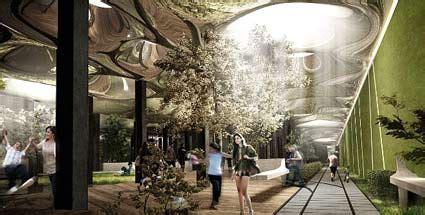 Wohnen Unter Der Erde by New York Park Tief Unter Der Erde