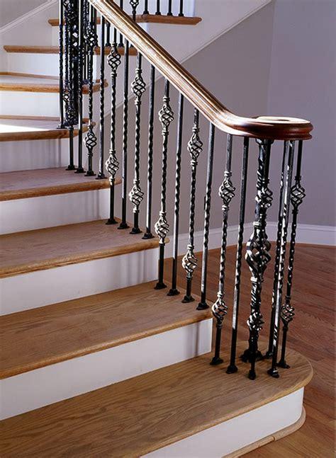 interior stair railing interior railings stair railings heirloom stair iron