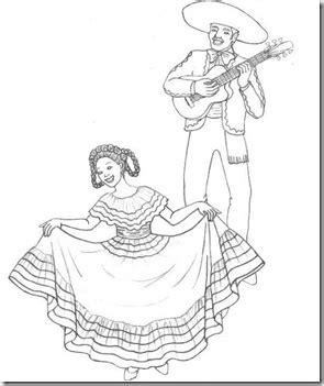 Colorear 5 de mayo para niños México - Colorear dibujos ...