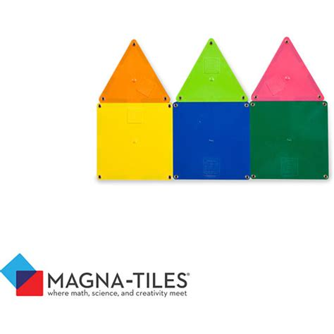 Magna Tiles 100 Target by Magna Tiles Solid Colors 100 Set Raff And Friends