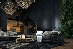 Luxury, Living, Room, Designs, Combined, With, An, Awesome, Decorating, Ideas, Bring, Out, The, Own