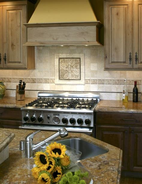 kitchen pics with white cabinets decorative tile backsplash mural tile backsplashes 8392