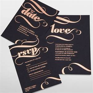 invitations the english wedding blog With modern letterpress wedding invitations uk