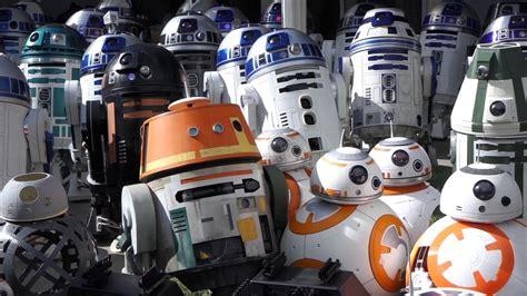 Star Wars Robot Builders Meeting