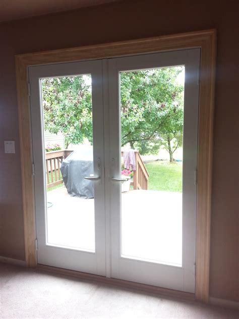 andersen 400 series patio door opening andersen 400 series frenchwood hinged patio door
