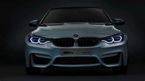 Bmw M4 Concept Iconic Lights Wallpaper 1365479