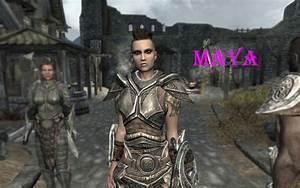 Maya At Skyrim Nexus