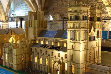 complete durham cathedrals lego