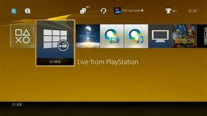 PS4 Firmware 20 QuotMasamunequot Sony Shows How Your Dashboard