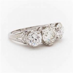 Wedding rings 1950s engagement rings vintage style for Wedding rings for sale by owner
