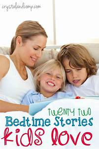 kids bed time stories