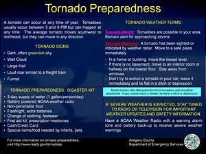 Are You And Your Family Prepared For Tornado Season   U2013 Ice Gear U2122