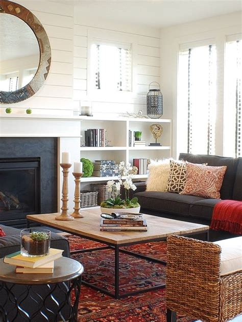 Farmhouse Living Room Design Ideas, Remodels & Photos  Houzz. Small Kitchen Remodels. Bedroom Ceiling Lighting. Tulsa Home Builders. Art Deco Interior Design. Tropic Aire. Contemporary Door Knobs. White Marble Kitchen. Flush Mount Kitchen Lighting