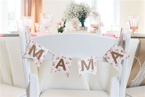vintage southern garden themed baby shower gardens