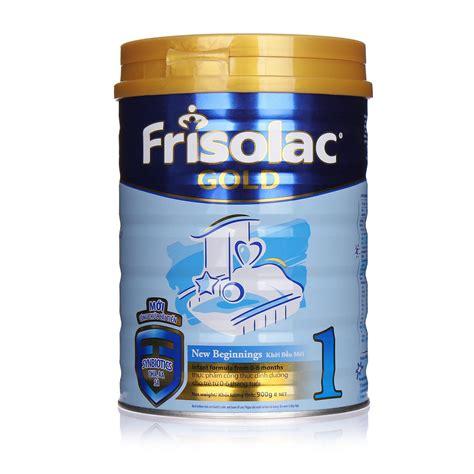 frisolac gold 1 900 gr rajasusu sữa bột cho bé dưới 6 tháng tuổi loại nào tốt