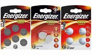 Pile Bouton Cr2032 : piles boutons energizer cr2032 groupon shopping ~ Melissatoandfro.com Idées de Décoration