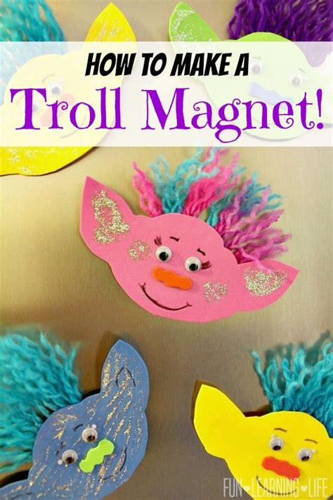 How To Make A Troll Magnet And Get Interactive With Trolls