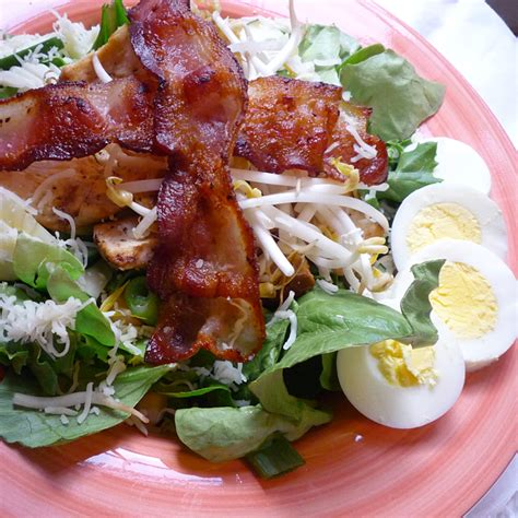 dinner salads quick dinner idea the bacon dinner salad foodwhirl