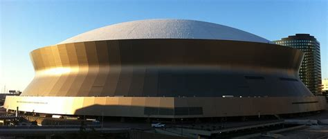 The superdome is a ports and exhibition venue located in the central business district of new orleans, louisiana. Mercedes-Benz Superdome - Wikipedia