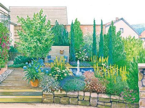 Italienisch Gestalten by Vorgartengestaltung 40 Ideen Zum Nachmachen Garten