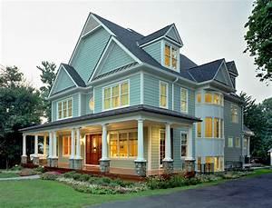 New, Farmhouse, Style, Homes, Farmhouse, Window, Styles, Old, House, Plans, Farmhouse