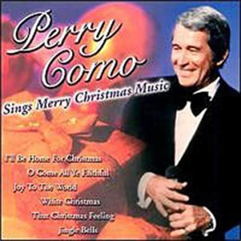 perry como songs perry como perry como sings merry christmas music