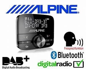Dab Autoradio Mit Bluetooth Freisprecheinrichtung : alpine dab bluetooth nachr stung autoradio ezi dab bt ~ Jslefanu.com Haus und Dekorationen