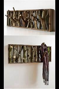 Hakenleiste Selber Machen : interesting crafts things pinterest garderoben m bel und selber machen ~ Markanthonyermac.com Haus und Dekorationen