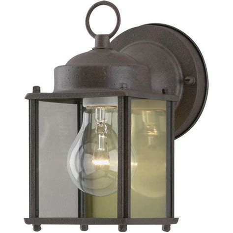 westinghouse finish outdoor wall lantern fixture